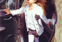 Kids fashion / Baby Girl fashion / by Ran Aser