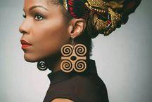 Африканский стиль