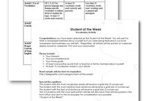 Writing Projects / Classroom writing projects (i.e.: personal narrative, newspaper editorial, etc...)