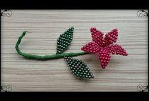 koralky kytky