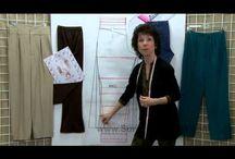 Pant Pattern: Designing