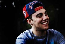 I love you, Mac Miller.  / by Clarissa Tusa