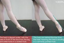classe ballet
