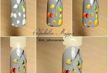 Nail Art Autumn