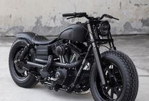 Motorcycles / by RC Mercer