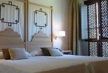 HOTELES 08_Parador de turismo de la Alhambra. Granada / Reforma integral del Parador de Turismo situado dentro del Conjunto Monumental de la Alhambra. Granada.