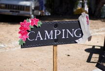 Camping fun and ideas / by Theresa Stiles