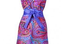Apronessa - sukienka / Fartuszki apronessa to nowy styl ubierania się nie tylko w kuchni przy gotowaniu, ale również podczas przyjmowania gości