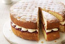 Kek ve yas pasta