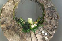 dekorace květinové