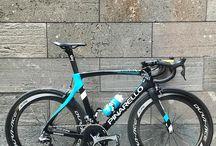 Dream road bikes