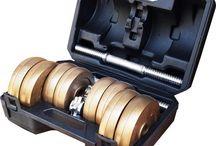 Uygun Fiyatlı Dambıl Setleri / Vücut geliştirme sporuna yeni başlayanlar için ihtiyaca uygun dambıl ağırlık setleri