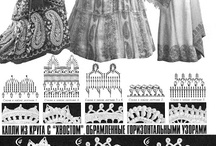 Irish crochet vintage&new