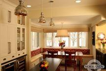 Kitchen Banquettes