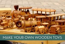 Dřevěná tvorba