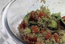 Quintessentially quinoa recipes