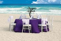 Beach Wedding / Ideas and inspiration for your beach wedding or wedding aboard