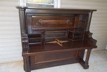Repurposed Pianos