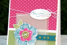 Cute Handmade Cards / by Shauna Roberts