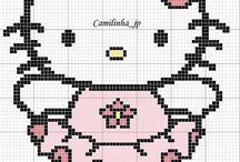 Plastic canvas pattern/ cross stitch