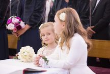 mjp // flower girls and page boys / Cute flower girl and page boy looks from real weddings shot by Mark Jay Photography