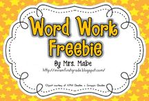 Word Work / Daily 5