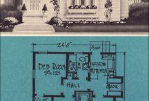 plany / domy