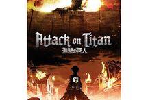 Attack on Titan Poster & Merch