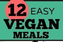 Veganske måltider
