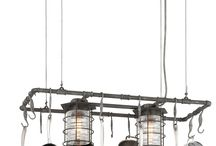Kitchen Island Lights and Pendants