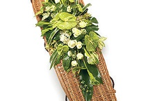 BLOMSTER/FUNERAL DECORATIONS