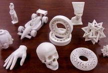 3D Prints and Art / The creativity of 3D printing