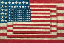 Jasper Johns / At the forefront of the American art world for more than 50 years, Jasper Johns (1930-  ) is a painter, printmaker, and sculptor who laid the foundation for Pop Art and Minimalism.