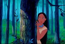 Pocahontas / by Crystal Mascioli