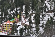 Himachal Pradesh / Himachal Pradesh is absolute stunning place having popular hill stations and attractive places to visit during summer holidays like Kullu, Manali and Shimla.