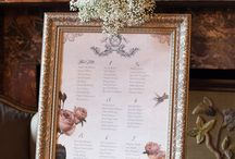 Wedding Table Plans / by Love & Lavender | Wedding Blog
