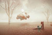 Amandine van Ray |Surreal Digital Art.