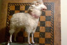 Antique Sheep / by Michi Ball