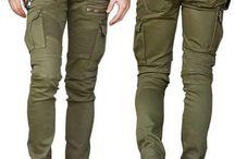 pantalones joggers jeans