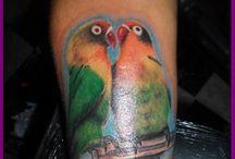 fauna tattoo