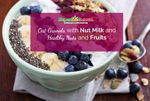 Superfood Breakfast Recipes / Healthy breakfast recipes containing superfoods.