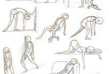 αστειες κινησεις σωματος