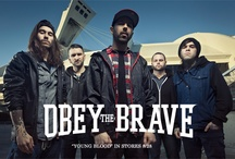Obey The Brave / by Epitaph Records