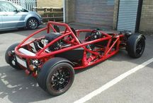 space frame cars/karts
