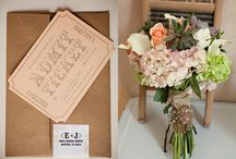 Pastel Bridal Bouquets
