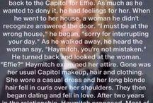 Haymitch and Effie