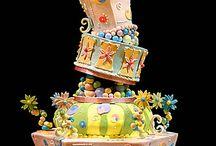 Amazing Cakes!!! / by Cindy Alkhafagi