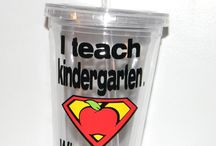 Kindergarten Teacher Gifts / Gifts for Kindergarten Teachers and all playful people