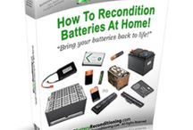 EZ Battery Reconditioning Program Review / Find out what EZ Battery Reconditioning is all about and how it helps users to bring life to their dead batteries.