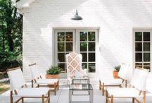 casa martinez: outdoor living